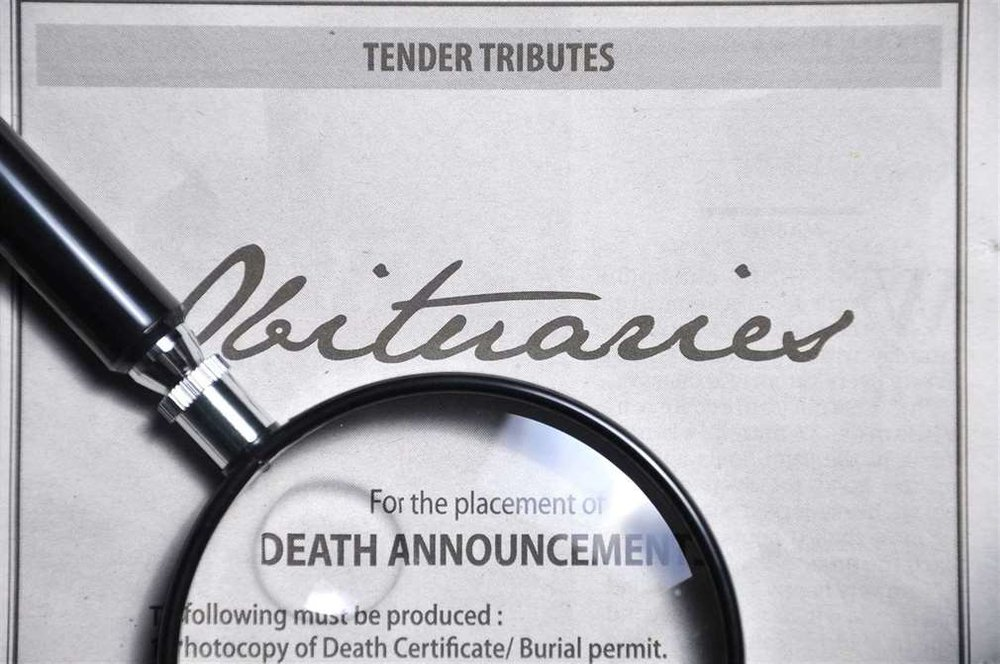 We are not having a service; Do we still need an Obituary?